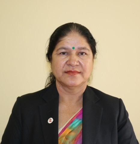 श्री सावीत्रा कुमारी शर्मा